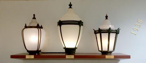 Photo: Los Angeles Bureau of Street Lighting Museum, Susanne Seitinger.